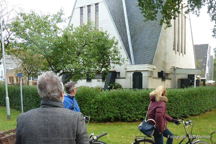 AIA-Architectuurfietstocht, op de fiets langs Bergense bouwkunst