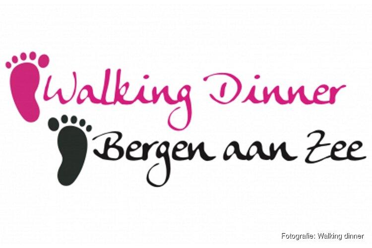 Wegens groot succes vind de vierde editie van het 'Walking dinner' weer plaats
