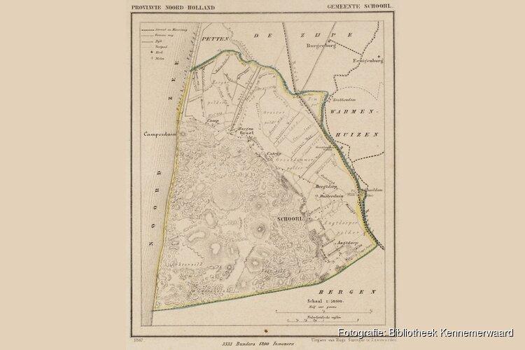 Een reis langs het cartografische erfgoed vanaf de zestiende eeuw