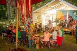 Kindermuziekfestival zaterdag 6 -en zondag 7 juli