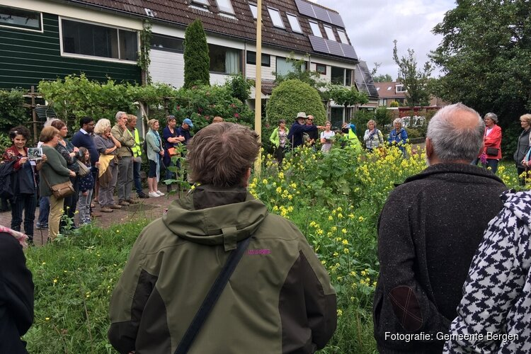 Intekening van start voor Wijksafari in Egmond aan de Hoef