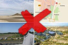 Streep door miljoenenprojecten: aansluiting A9 bij Heiloo, kustdorp Petten én sportcomplex Egmond aan den Hoef