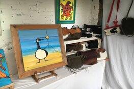 Prachtige kunstwerken op de Bergense Kunst10daagse