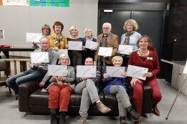 Certificaten voor Respijthulpen Heiloo en Bergen