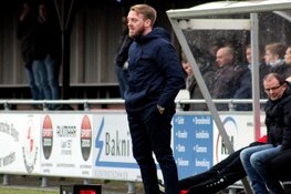 Trainer Hopman nog een jaar aan VV Bergen verbonden