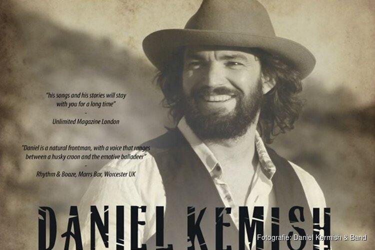 Daniel Kemish concert in Bergen op 13 april