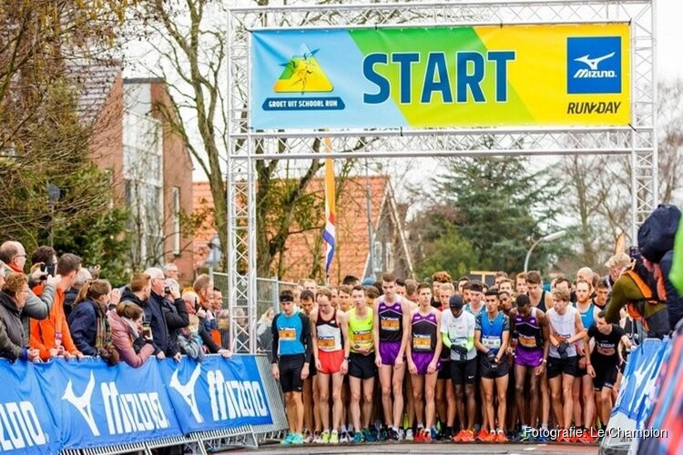 Hardloopwedstrijd Groet uit Schoorl Run schrapt afstanden vanwege noodweer morgen