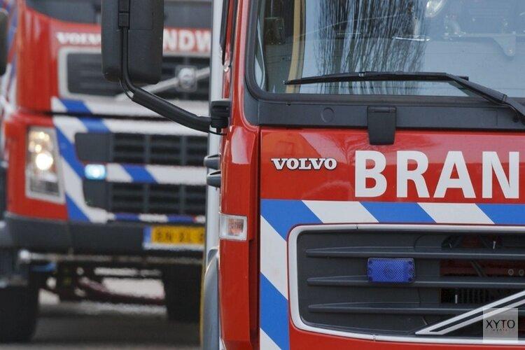 Uitslaande brand in woning in Bergen: geen gewonden