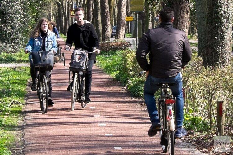 Ontwerp fietspad Eeuwigelaan op punten aangepast en vastgesteld