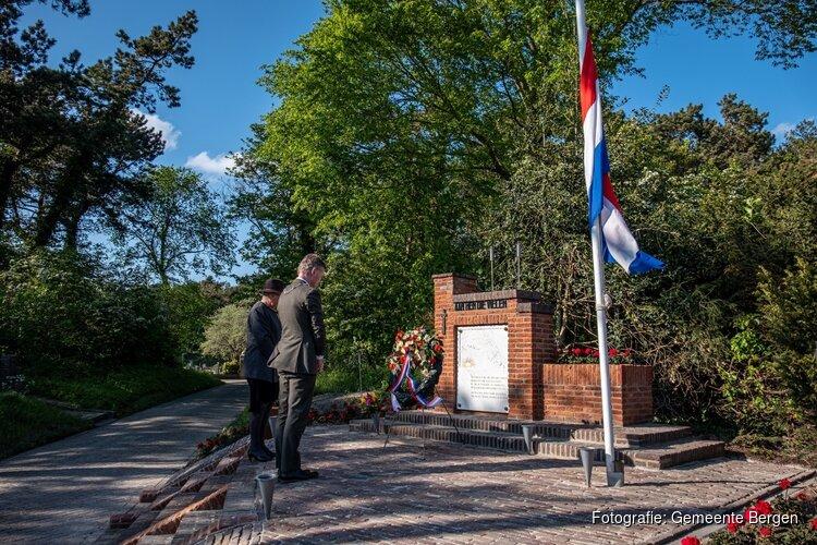 Aangepaste herdenkingen 4 mei in de Egmonden