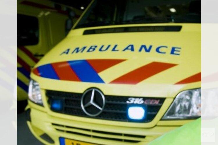 Collega's ambulancedienst zorgen voor indrukwekkende uitvaart Siebe Wittebrood