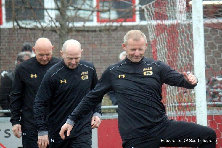 Eric te Paske nieuwe hoofdtrainer Duinrand S