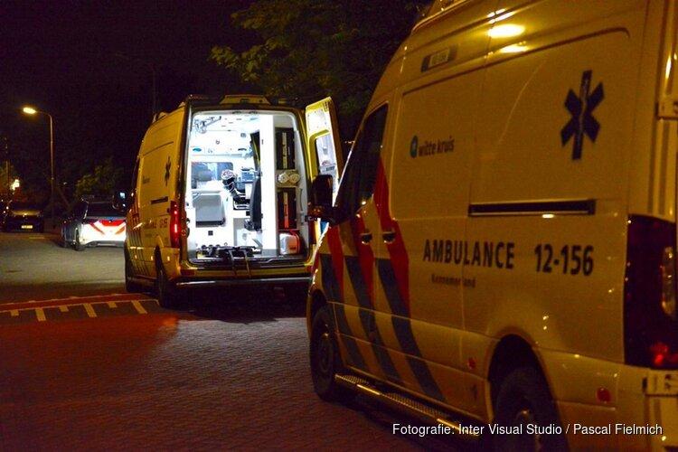 Zwaargewonde bij steekincident in Castricum