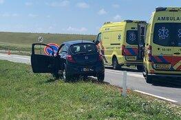 Fietsster overleden na ongeval in Schoorl