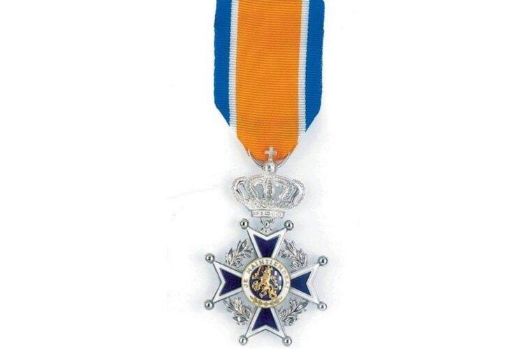 Koninklijke onderscheiding voor de heer Renze Engelkes