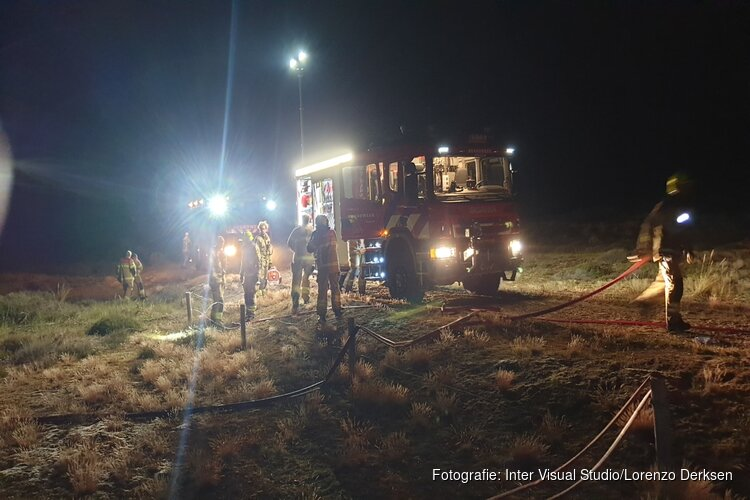 Geen tips en getuigen over duinbrand Bergen aan Zee, groep jongeren nog altijd gezocht