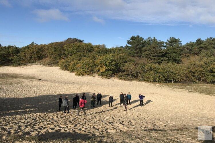 50+'ers stellen hun eigen sportmenu samen bij de Gezonde en Sportieve Toer