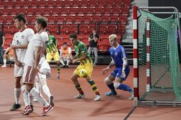 Twaalf doelpunten, maar geen winnaar bij ZVV Den Haag-White Stones