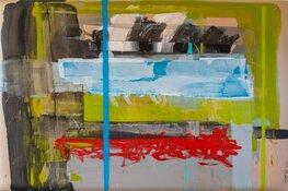 Uitnodiging opening Point of no Return - expositie van Giorgi Shengelia