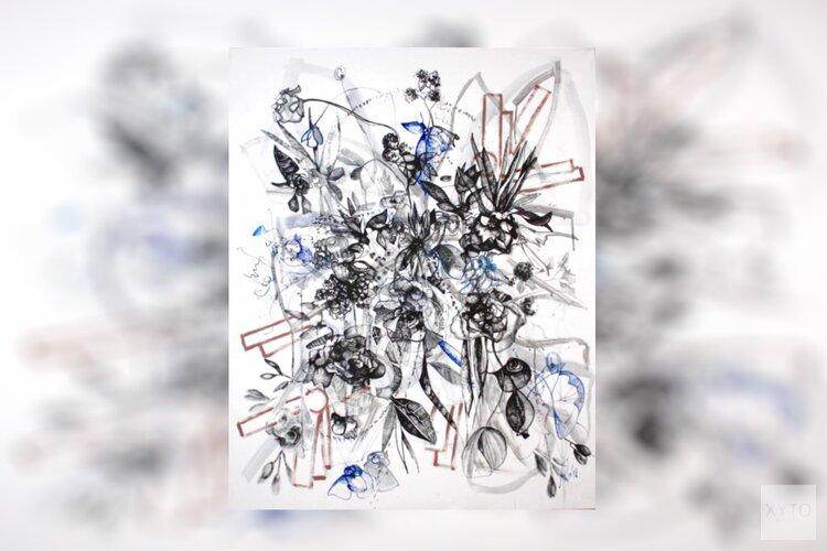 Fleurin Dingemans toont werk bij Artists aan Zee IV