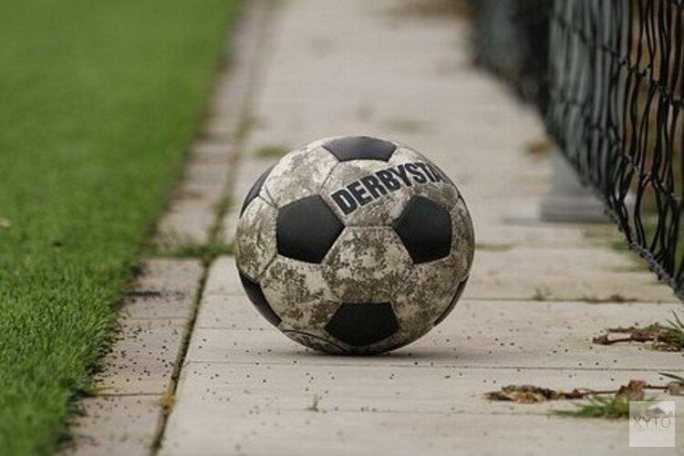 Koedijk maakt het spel, Egmondia de doelpunten