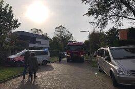 Brandweer uitgerukt voor 'brand' in vrijstaande woning