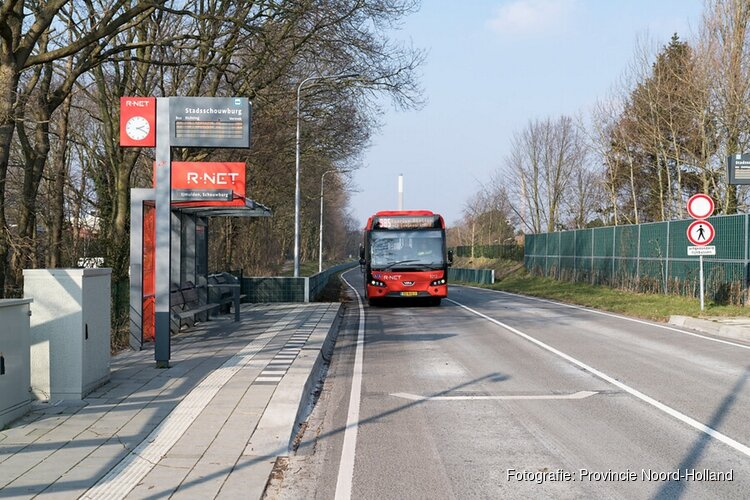 Meer bushaltes toegankelijk voor reizigers met beperking