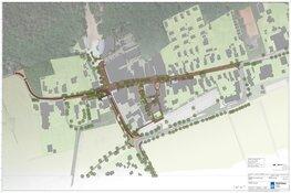 Veiligheid voorop bij nieuw ontwerp kruispunt Laanweg-Sportlaan