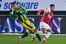 Aboukhlal schiet AZ op het nippertje langs ADO Den Haag